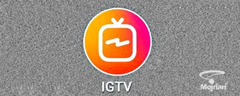 لوگو IGTV