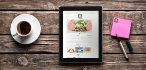 طراحی گرافیک سایت و سئو