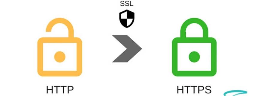 نصب گواهینامه ssl